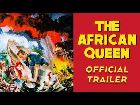 THE AFRICAN QUEEN (Masters of Cinema) New & Exclusive HD Trailer
