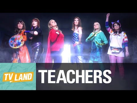 Season 2 First Look | Teachers Returns Nov. 7th on TV Land!