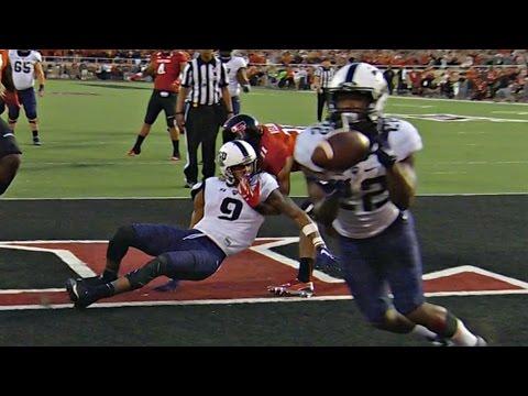 TCU Shocks Texas Tech With Late Game Heroics   CampusInsiders (видео)