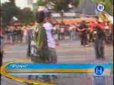 Emos vs Punk en México