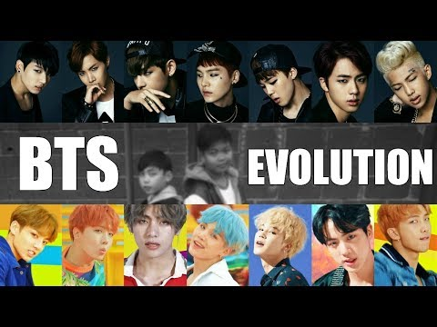 BTS EVOLUTION 2014 - 2017 (a BTS medley) by 4KPOP from France