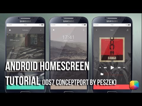 iOS7 ConceptPort Tutorial