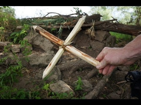 Bushcraft Survival Deutschland 7 Waffen Weapons Tutorial Zombie Apocalypse