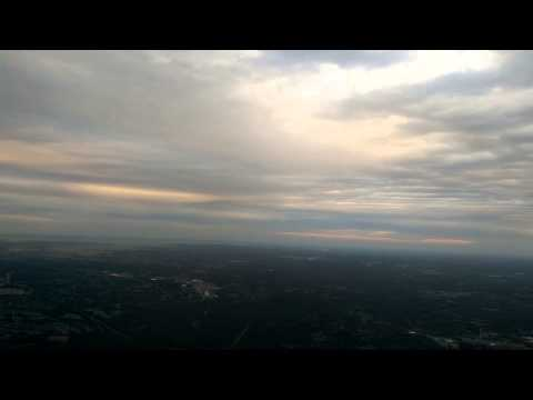 Timelapse flight PIT to BWI