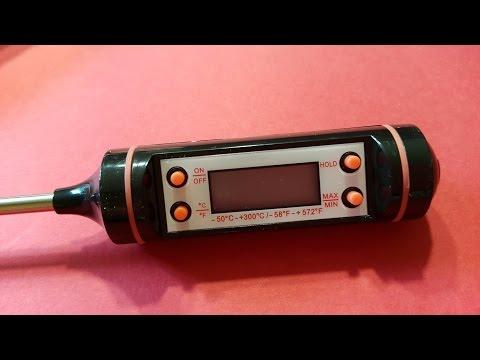 Topop | Termometro digitale da cucina