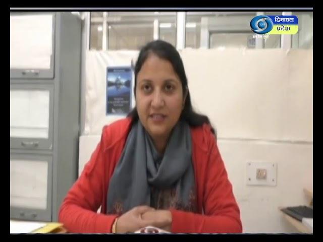हर्बल लिपस्टिक पालमपुर में बनकरतैयार- जल्द बाजार में होगी उपलब्ध।