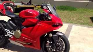 8. 2014 Ducati 1199 Panigale Walkaround