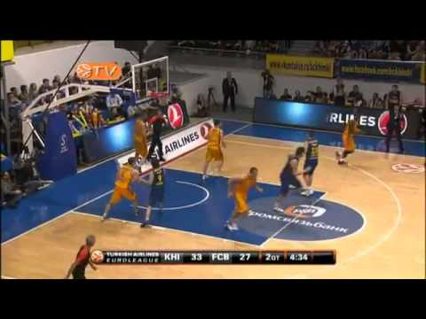 BC Khimki Moscow Region v FC Barcelona Regal - Highlights