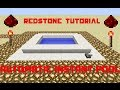 Minecraft | Redstone Tutorial | Automatic Instant Pool WORKING 1.10!!!