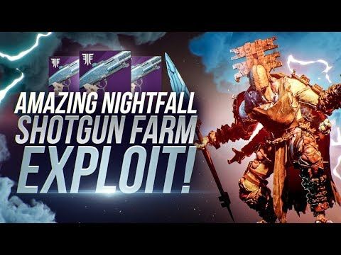 AMAZING NEW NIGHTFALL FARM! Mindbenders Ambition, Exotic Catalysts, Vanguard Tokens!