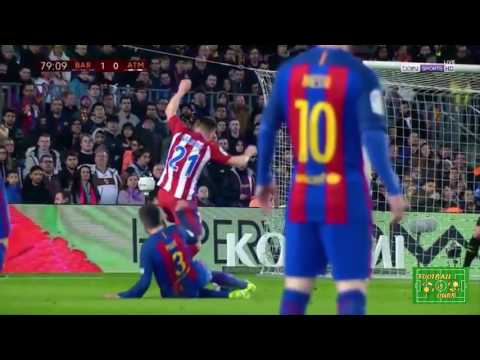 Video Barcelona vs Atletico Madrid 1-1 All Goals & Highlights 7/2/2017 || HD || download in MP3, 3GP, MP4, WEBM, AVI, FLV January 2017