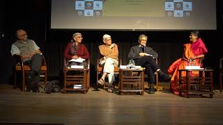 Amartya Sen in a conversation at a Book Release on the Indian Economy under Modi