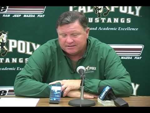 New Cal Poly Men's Soccer Head Coach Steve Sampson