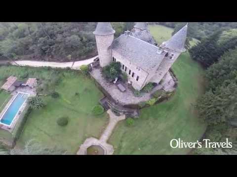 Chamborigaud Drone Video