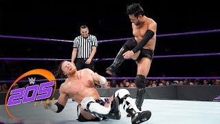 Nonton Mustafa Ali vs. Buddy Murphy vs. Hideo Itami: WWE 205 Live, June 19, 2018 Film Subtitle Indonesia Streaming Movie Download