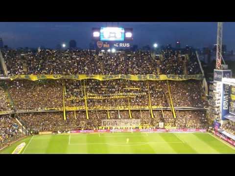 Boca-RosarioCentral: Señores soy de Boca y lo sigo a todos lados...♪♫ - La 12 - Boca Juniors