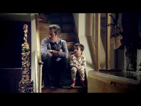 LEGO Christmas Advert