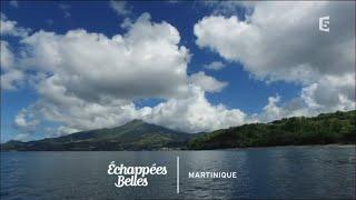 Raphaël de Casabianca se trouve en Martinique, qu'il découvre à vélo. Un joli défi car «l'île aux fleurs» est constituée de massifs...