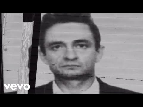 Johnny Cash - She Used To Love Me A Lot (Official Music Video)