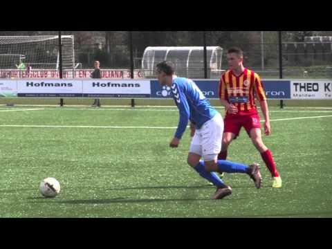 (video) Leon scoort de 1-1 tegen Juliana '31