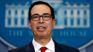 Trump: Secretary Mnuchin will go to China to negotiate trade