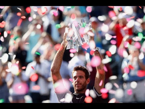 印地安泉網賽 戴波特羅扳倒費德瑞奪冠