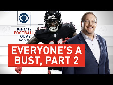 Everyone is a BUST #2! Why Julio Jones, DeAndre Hopkins, etc. Could Be Busts | Fantasy Football 2020