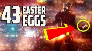 Video Ant-Man and the Wasp - Every Easter Egg and Marvel Reference MP3, 3GP, MP4, WEBM, AVI, FLV Juli 2018