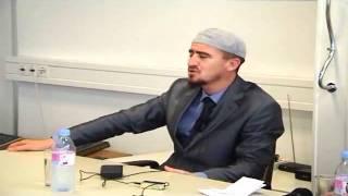 Tribunë Islame në Bern të Zvicres me Hoxhë Ahmed Kalaja 2011