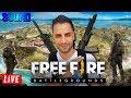 AO VIVO FREE FIRE BATTLEGROUNDS