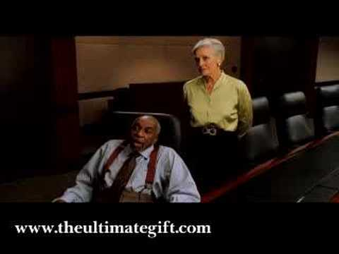 The Ultimate Gift The Ultimate Gift (Trailer)