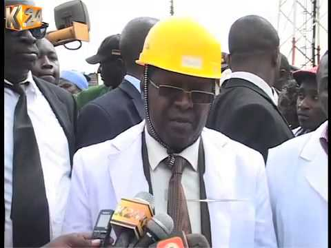 Embu Governor, Martin Wambora Says KeNHA Using Old Methods To Build Roads