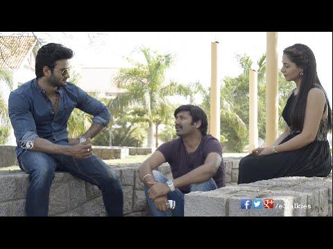 Sudheer Babu & Nandini Rai Interview || Mosagallaku Mosagadu || Exclusive
