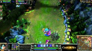 (HD90) Top ELO US PoV Taric -Part2- League Of Legends Replay [FR]