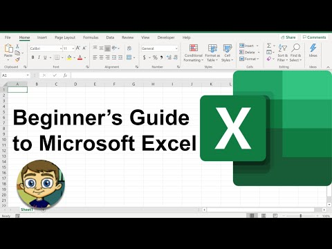 The Beginner's Guide To Excel - Excel Basics 2017 Tutorial