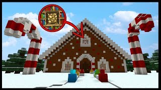 FIND ALL THE HIDDEN BUTTONS AT THE NORTH POLE!!