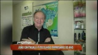 13/06 – Pinga FogoNC - Empresário João Cantagalli foi escolhido ontem, na ACIM, Empresário do Ano.