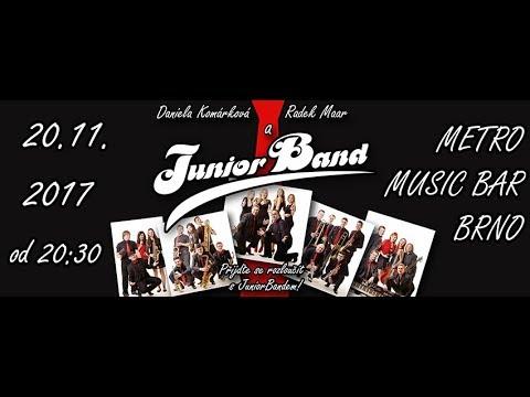 Red Socks Orchestra - Rozloučení s JuniorBandem v Metro Music Baru | #konecšmitec