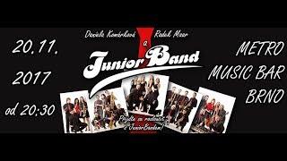 Video Rozloučení s JuniorBandem v Metro Music Baru   #konecšmitec