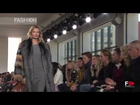 Смотреть онлайн о моде: MICHAEL KORS Full Show New York Fashion Week Fall 2015 by Fashion Channel