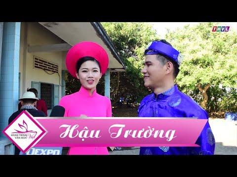 Hậu trường Hành trình văn hóa Việt | Á hậu Thanh Tú đòi 'cướp mic' hát đờn ca tài tử