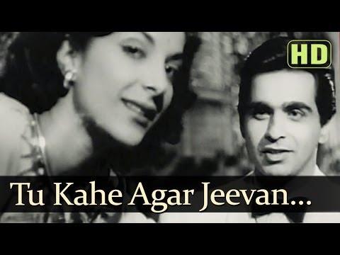 Video Tu Kahe Agar Jeevan (HD) - Andaz Songs - Nargis - Dilip Kumar - Cuccoo - Mukesh download in MP3, 3GP, MP4, WEBM, AVI, FLV January 2017