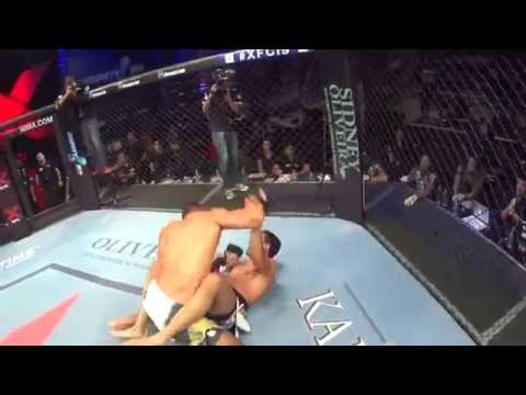 XFC Ref X-Cam: A Compilation of XFC i9 Fights from the Eyes of the Referee   Video
