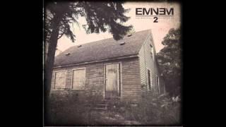 Eminem - Brainless lyrics (German translation). | [Intro], Eminem has a full line of chainsaws, Eminem, Eminem, Eminem, Eminem, Marshall Mathers,...