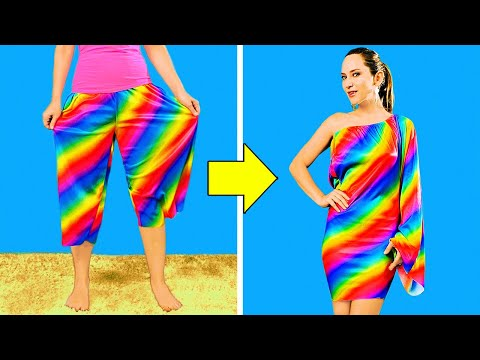 30 Brilliant Clothes Hacks And Fashion Tips For Girls