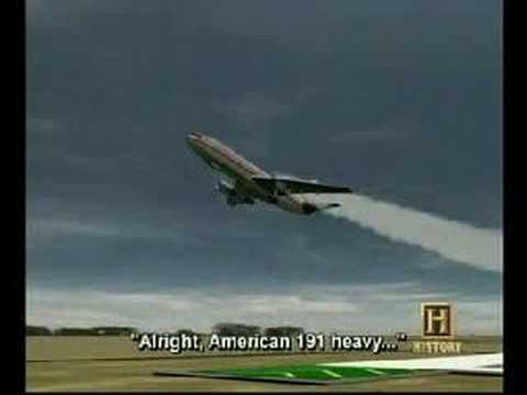 AA American Airlines DC-10 – Accident flight 191