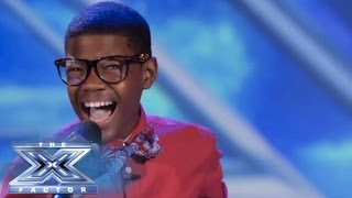 "Isaiah Alston's ""Greatest"" Performance Of All? - THE X FACTOR USA 2013"