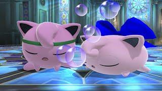 SLEEPING ON 'EM – A Super Smash Bros. Wii U Jigglypuff Montage  BuffPuff