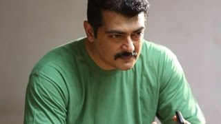 Thala Ajith will be the New James Bond in Kollywood?