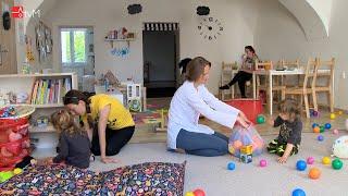 Mohelníček - oáza pro děti i rodiče
